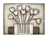 Adagio de fleurs Posters par Eve Shpritser