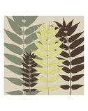 Garden Botanical Print by Erin Clark