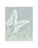 Flutter Poster by Erin Clark