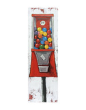 Gumballs 7 Prints by  Roz