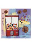 Gum Balls Prints by Brian Nash