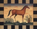 Horse Prints by Diane Ulmer Pedersen