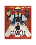 Grandes Caves Posters