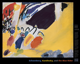 Impression III (Concert), 1911 R.375 Prints by Wassily Kandinsky