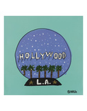 Hollywood Snow Globe Prints by Brian Nash