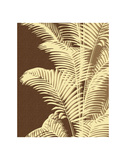 Ivory Palm Prints by Mali Nave