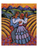 Harvest Waltz Prints by Jim Dryden