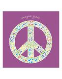 Imagine Peace Art by Erin Clark