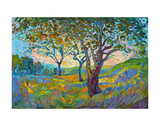 Impression Prints by Erin Hanson