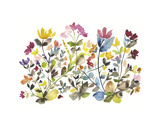 High Country Wildflowers N. 3 Prints by Kiana Mosley