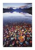 Lake McDonald Glacier National Park Giclee Print by Jason Savage