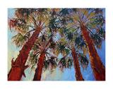 La Quinta Palms Prints by Erin Hanson