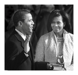 I, Barack Hussein Obama... Poster by  Celebrity Photography