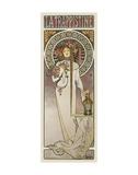 La Trappistine, 1897 Posters by Alphonse Mucha