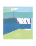 Island II Poster by Cathe Hendrick