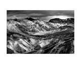 Iceland 103 Affiches par Maciej Duczynski