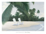Island Hideaway Posters by Diane Romanello