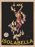 Leonetto Cappiello - Isolabella, 1910 - Reprodüksiyon