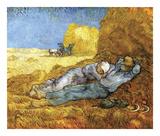 La Meridienne Posters by Vincent van Gogh