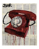 Hotline Prints by Loui Jover