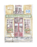 La Taverne Prints by Jane Claire
