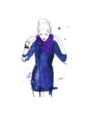 Jelena Prints by Jessica Durrant