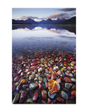 Lake McDonald Glacier National Park Plakat af Jason Savage