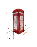 London's Calling Prints by Jessica Durrant