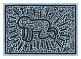 KH18 Posters by Keith Haring