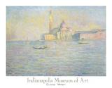 L'Eglise San Giorgio Maggiore Prints by Claude Monet