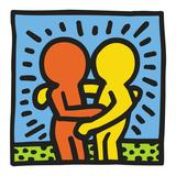 KH05 Kunst af Keith Haring