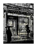 Jour de pluie Posters by Loui Jover