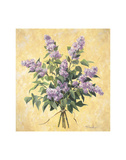 Lilac Season I Prints by Todd Telander