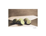 Limes Prints by Rhonda Addison