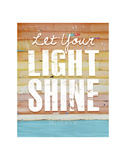 Let Your Light Shine Prints by Danny Phillips