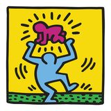 KH09 Prints by Keith Haring