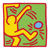 KH13 Prints by Keith Haring