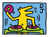 KH07 Plakater af Keith Haring