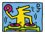 KH07 Reprodukcje autor Keith Haring