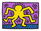 KH08 Art by Keith Haring