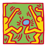 KH14 Prints by Keith Haring