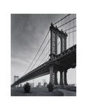 Manhattan Bridge Art by Christopher Bliss