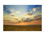 Montana Sunrise Prints by Jason Savage