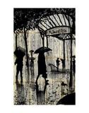 Metropolitan Prints by Loui Jover