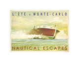 Nautical Escapes 2 Prints by Carlos Casamayor