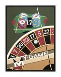 My Game Poster af Brian James