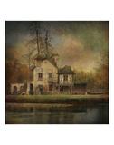 Marie Antoinette's Moulin, Versailles, France Prints by Dawne Polis
