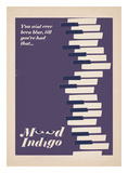 Mood Indigo Plakater af Anthony Peters