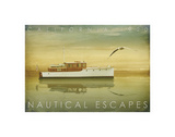 Nautical Escapes 1 Prints by Carlos Casamayor