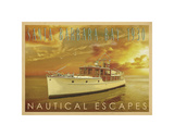 Nautical Escapes 6 Prints by Carlos Casamayor
